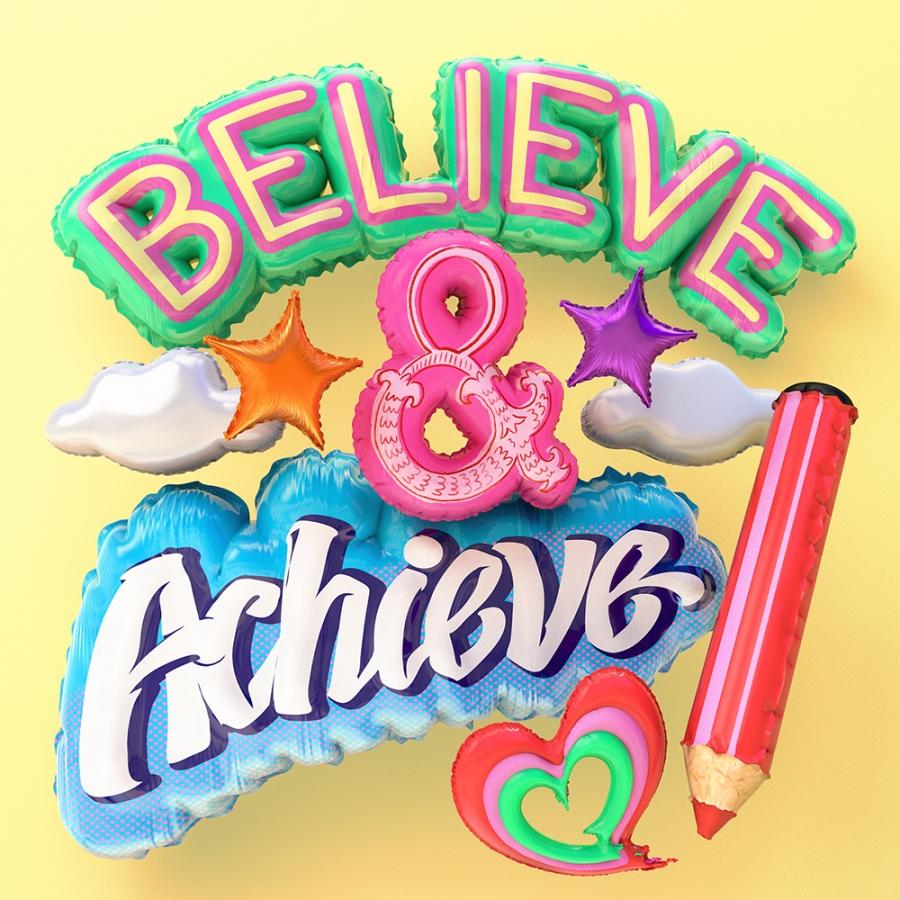 Asillo_believe achieve new
